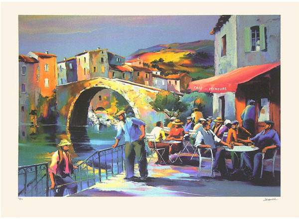 Le Café des pêcheurs